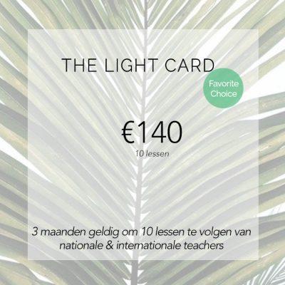 thelightcard