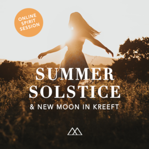 Summer solstice new moon sacred spirit sessions 1