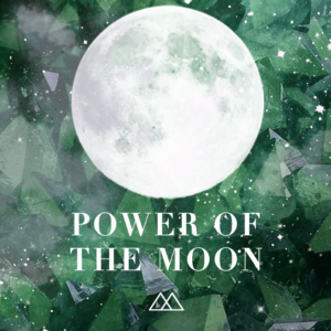 POWER OF THE MOON volle maan online classes page GROEN 2